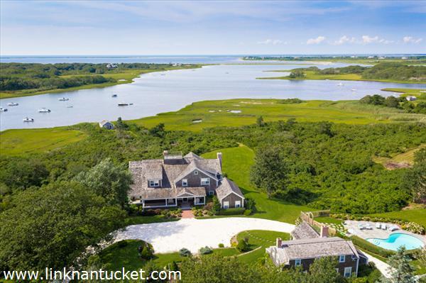 Nantucket, MA Waterfront Real Estate | Nantucket ...
