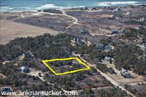 42,000 sq ft conforming residential lot FOR SALE