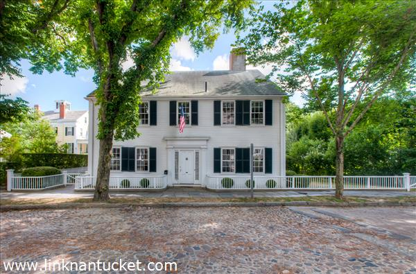 Nantucket town real estate