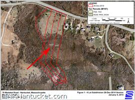78 Madaket Road, Lot 2 :: West Of Town