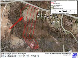 78 Madaket Road, Lot 4 :: West Of Town