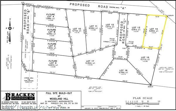 Lot 14 Woodland Hill