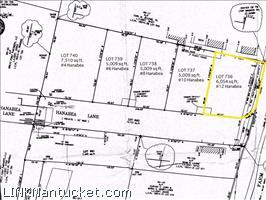 12 Hanabea Lane  Lot # 736 :: Mid Island