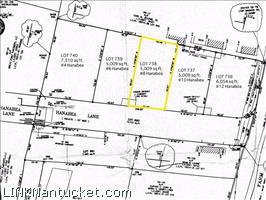 8 Hanabea lane lot 738 :: Mid Island