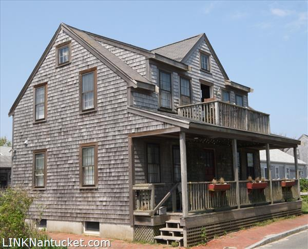 Town Nantucket Waterfront homes | Nantucket MA Waterfront ...