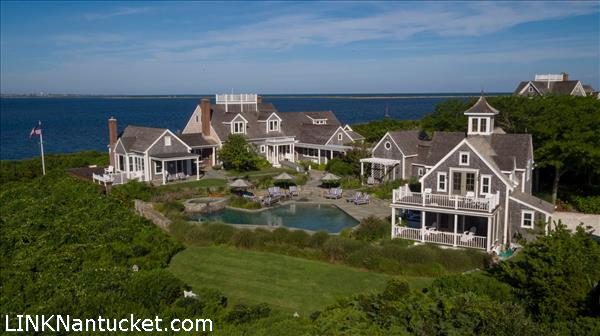Nantucket real estate for sale 72 and 78 pocomo road pocomo for Houses for sale on nantucket