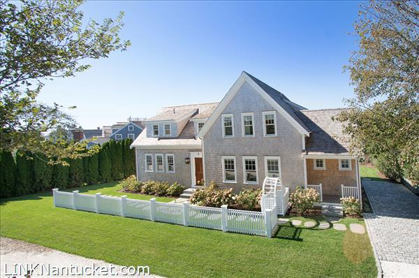 Nantucket real estate for sale 2 north star lane cliff for Nantucket property for sale