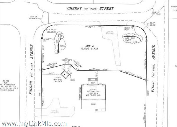 9 Field Way (portion of) Thumbnail