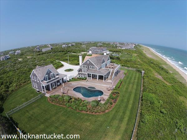 Nantucket, MA Beach Homes For Sale | Nantucket Beachfront ...