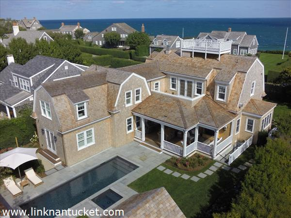 Nantucket Waterviews Homes | Nantucket Waterfront Real Estate