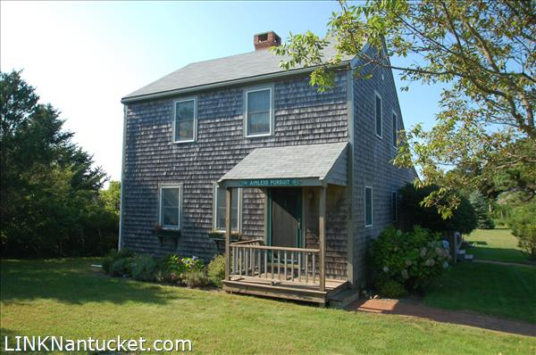 Madaket, Nantucket Waterfront homes | Nantucket MA ...
