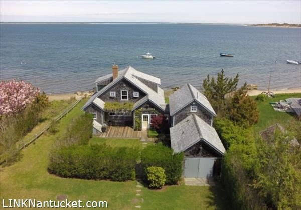 Nantucket, MA Waterfront Real Estate | Nantucket ...