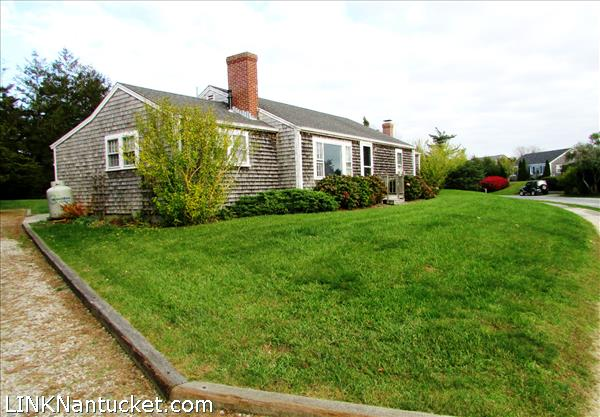 Nantucket Mid Island Waterfront Homes for Sale ...