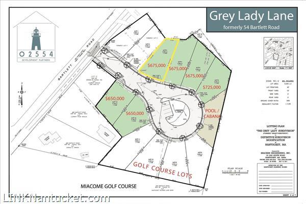 3 Grey Lady Lane