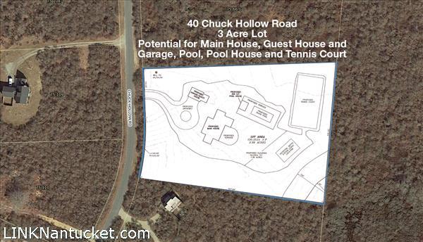 40 Chuck Hollow, Nantucket, MA