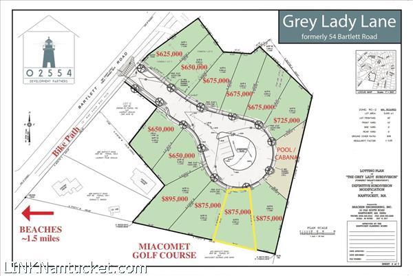 9 Grey Lady Lane