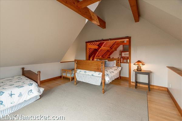 Barn Sleeping Loft
