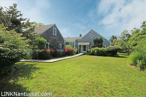 14 Somerset Road, Nantucket, MA