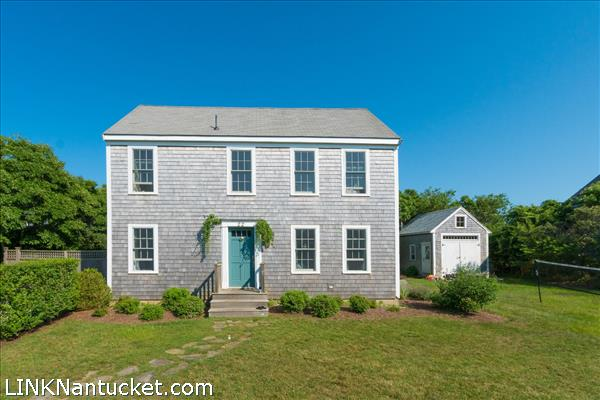 22 Clarendon Street, Nantucket, MA