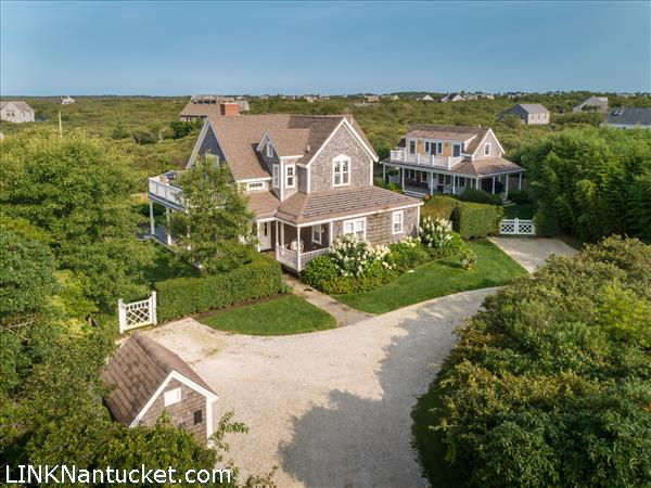 25 Dartmouth Street, Nantucket, MA