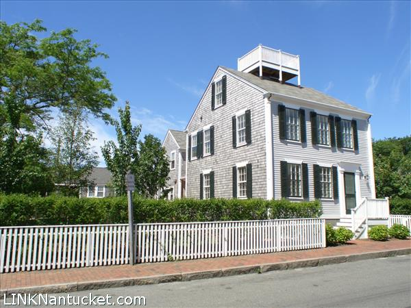 81 Orange Street, Nantucket, MA