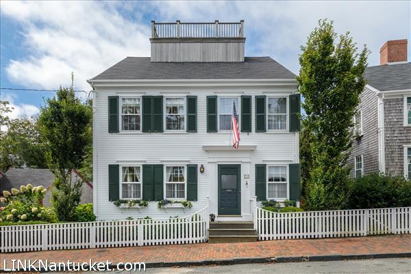 51 Orange Street, Nantucket, MA