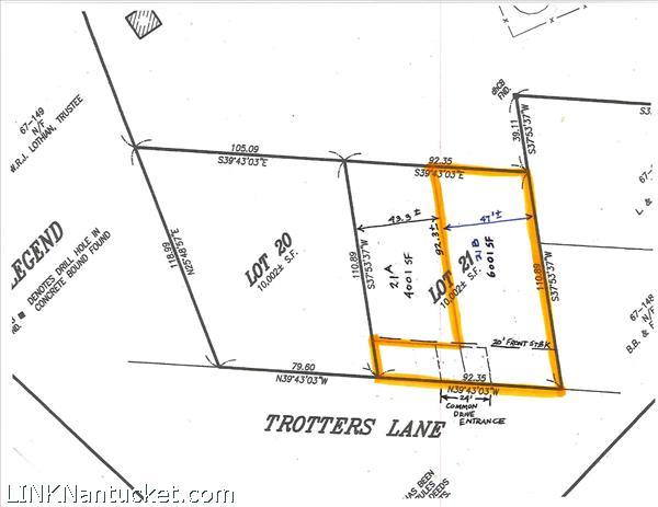 24 Trotters Lane (Market) Lot 21B