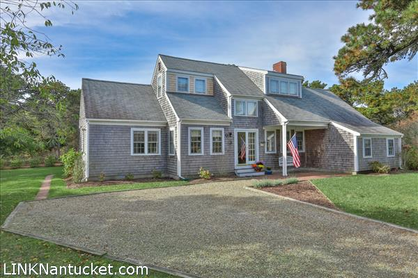 11 Sesapana Road, Nantucket, MA