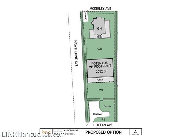 43 Ocean Avenue/ Portion Of 40 Ocean Avenue
