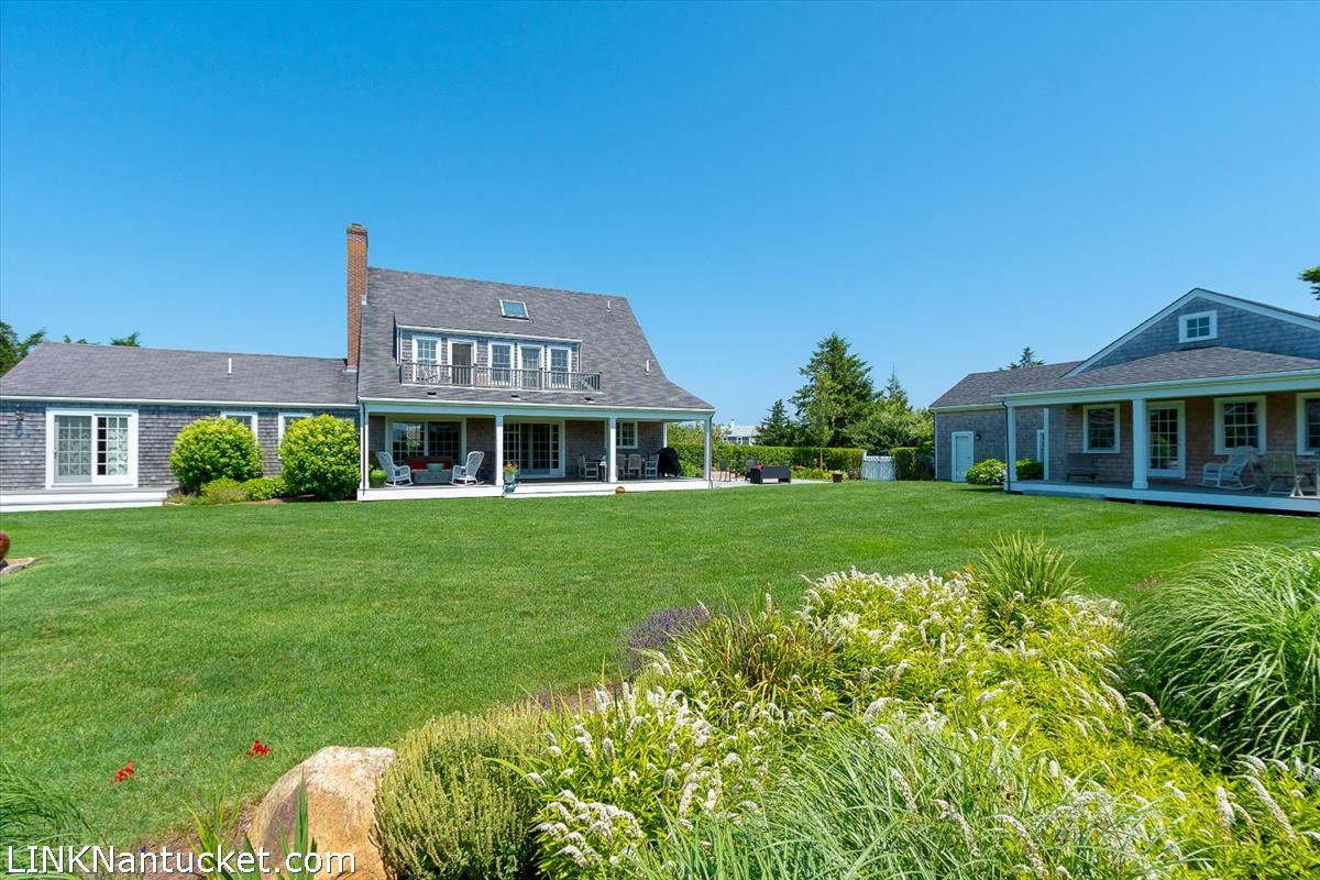 4 Plainfield Road  Nantucket MA