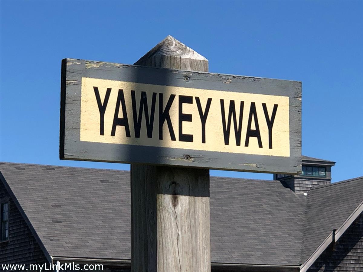 2A Yawkey Way, # Left Half Nantucket MA