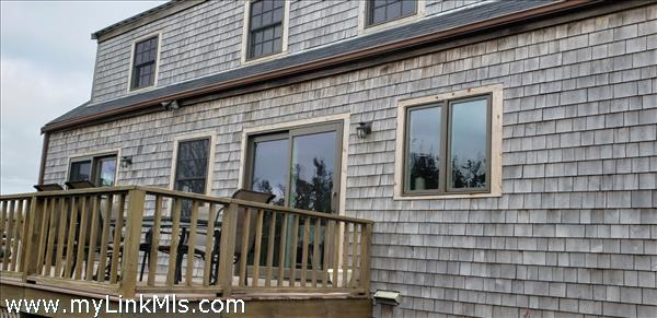 Back Deck Exterior