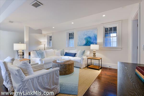 Garden Level Living Room