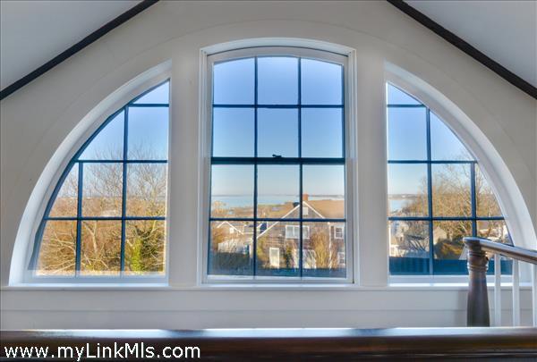 Third Floor Window with huge harbor views