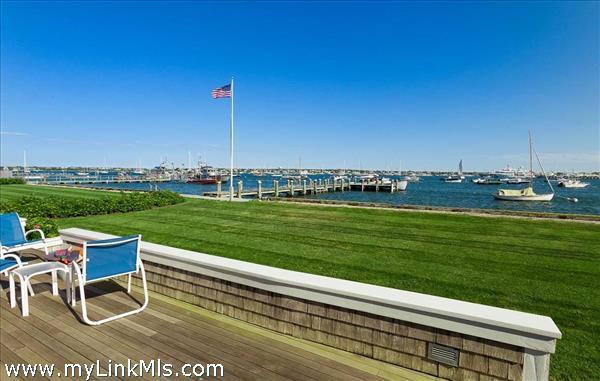 Panoramic views of Nantucket Harbor, Monomoy and beyond