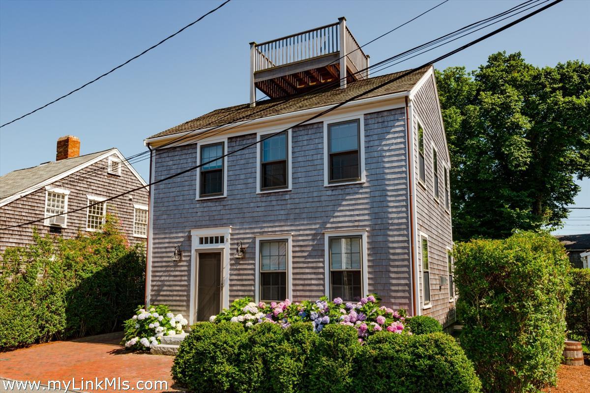 8 Weymouth Street Nantucket MA