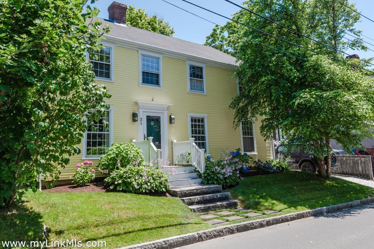 21 Lily Street Nantucket MA