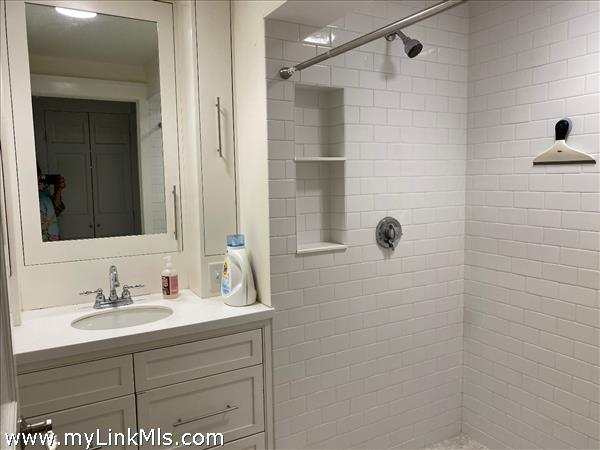 Basement Bath w/ shower