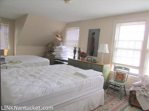 Apartment # 1 master bedroom.