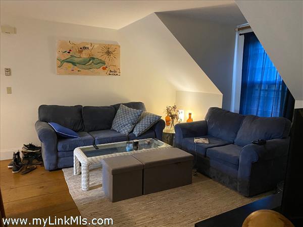 2nd Floor Apt# 2 living room