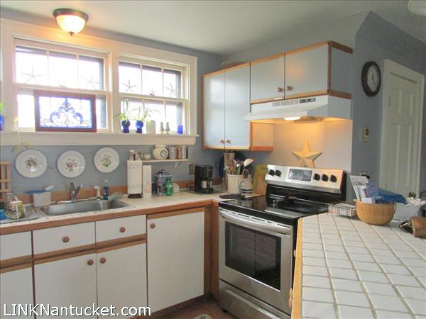Apartment #1 Kitchen.