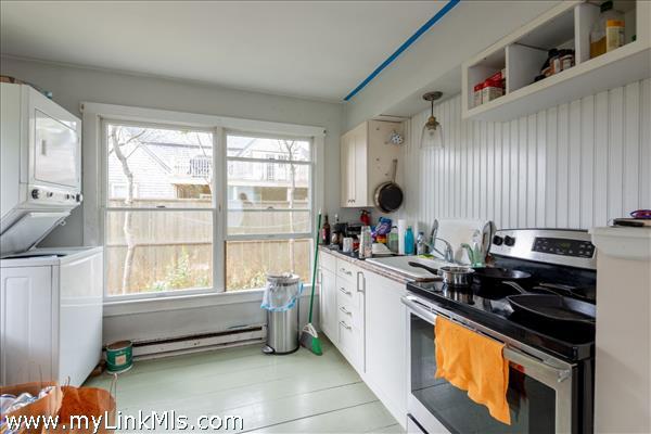 Kitchen in 1-bedroom cottage