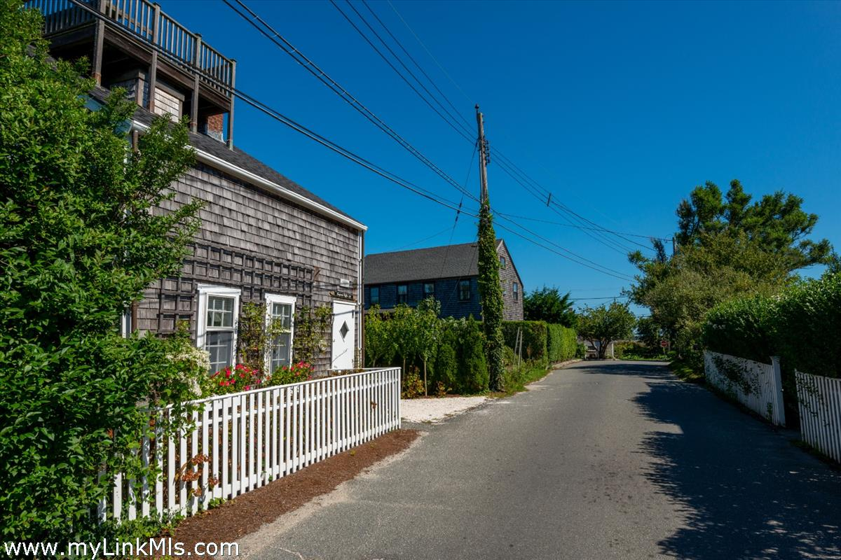 5 Cherry Street Nantucket MA