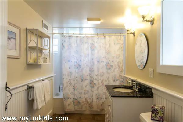 Full Bath-ground floor