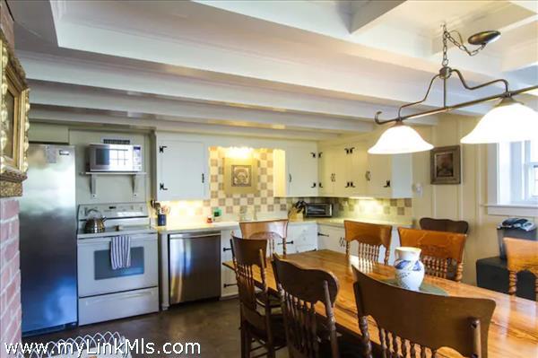 Kitchen-ground floor