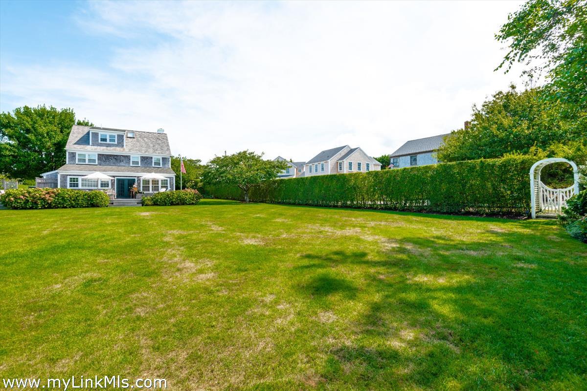 8 New Lane Nantucket MA