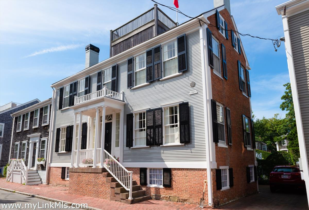 19 India Street Nantucket MA