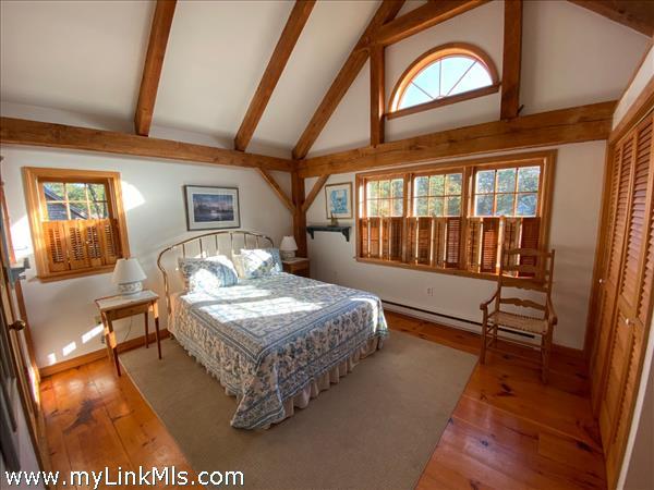 Master Bedroom, second floor.