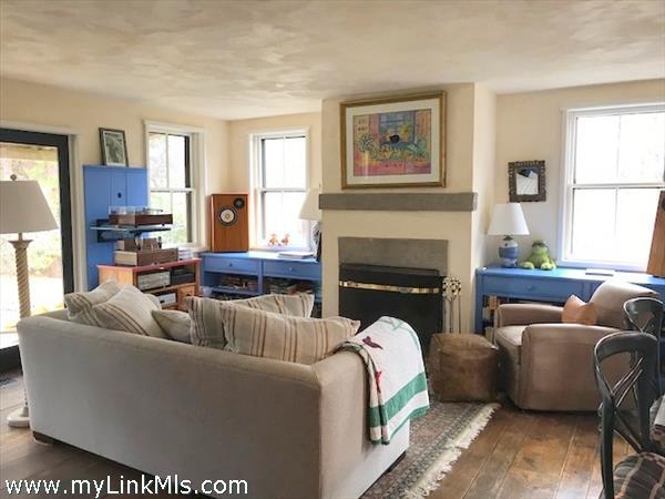 Living room 1st floor main house