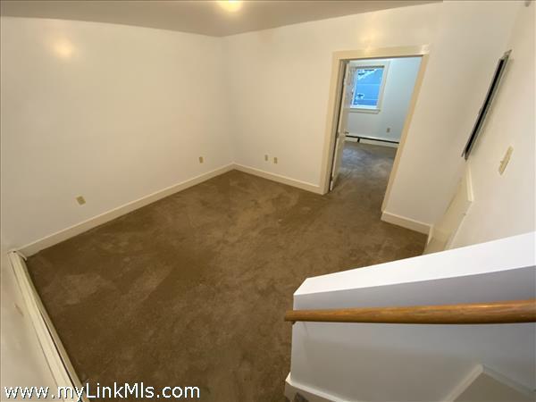 Right Unit - Basement Living Room